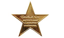 galardon estrella oro Abogados Herencia